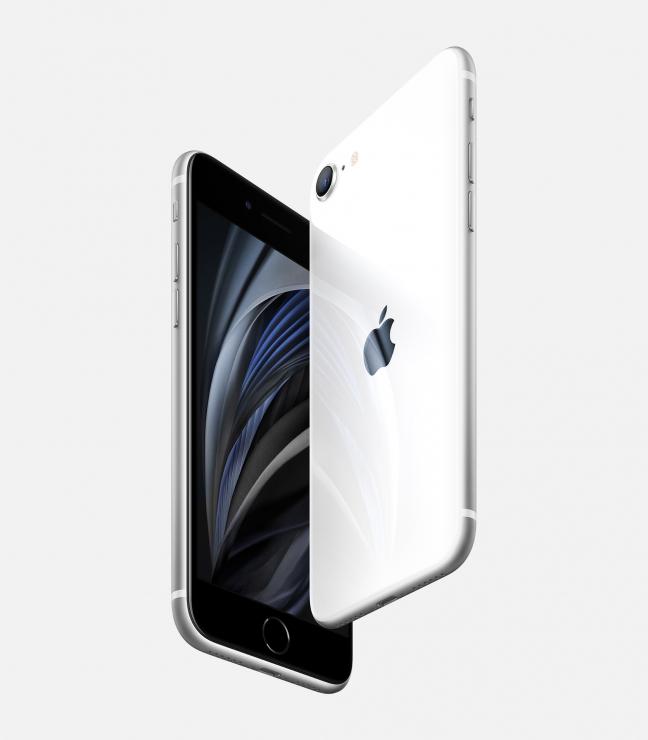 Apple офіційно показала новий iPhone SE — коштує $399 - news, gadzhety