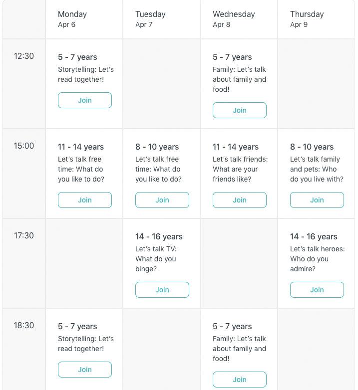 Безкоштовні мовні вебінари для дітей від Preply - partners, news, dity