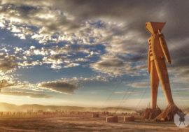 Через пандемію Burning Man пройде онлайн. Учасники побудують віртуальне місто в пустелі