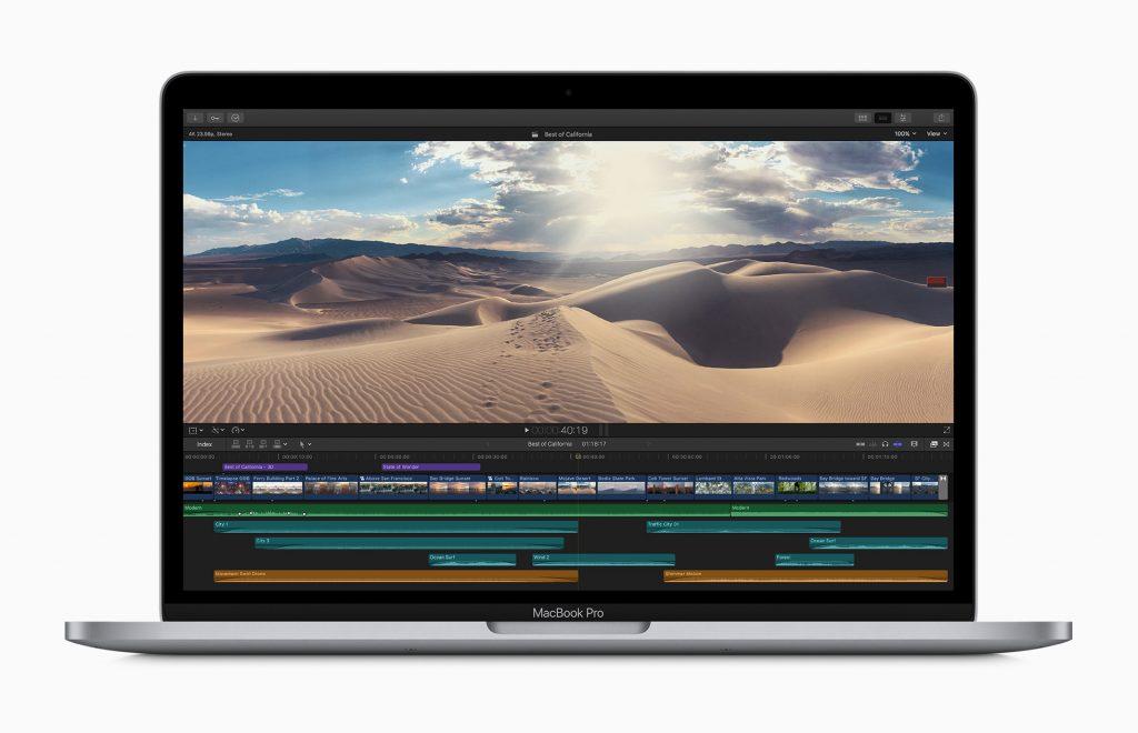 Apple представила новий 13-дюймовий MacBook Pro - tech, news, gadzhety