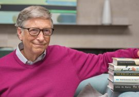 П'ять книг, які Білл Гейтс радить прочитати цього літа