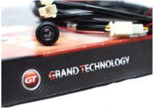 MTI hi-tech дистрибуція тепер поставляє в Україну автоелектроніку британського бренду  Grand Technology