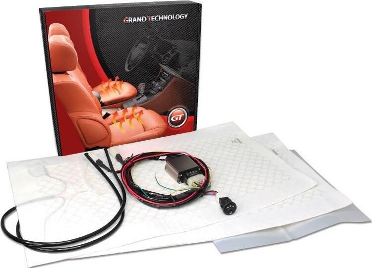 MTI hi-tech дистрибуція тепер поставляє в Україну автоелектроніку британського бренду  Grand Technology - tech, news