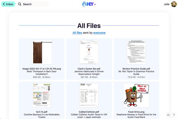 Basecamp презентувала бета-версію нового поштового сервісу Hey - tech, news