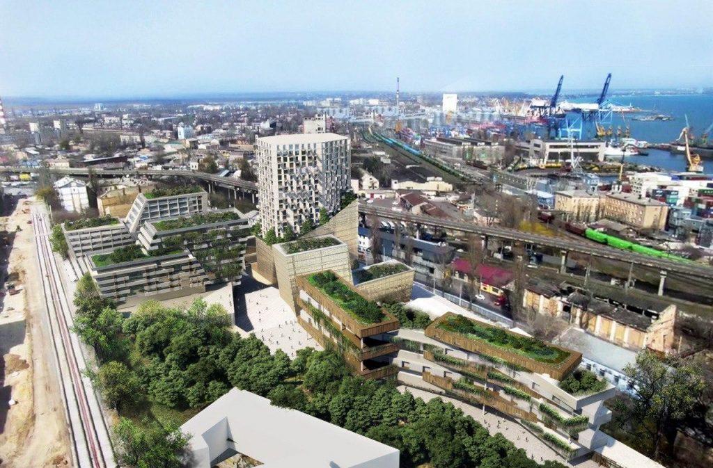 В Одесі розпочато будівництво інноваційного технологічного парку ITown - partners, news, investytsiyi, business