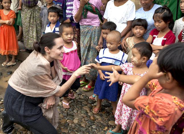 Анджеліна Джолі: актриса, режисер, посол доброї волі ООН і мати шістьох дітей - news, zhinky