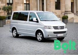 Авто для великої компанії: нова категорія XL від Bolt