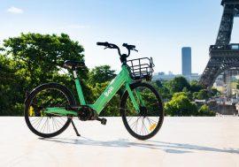 Bolt у Парижі запускає прокат електровелосипедів