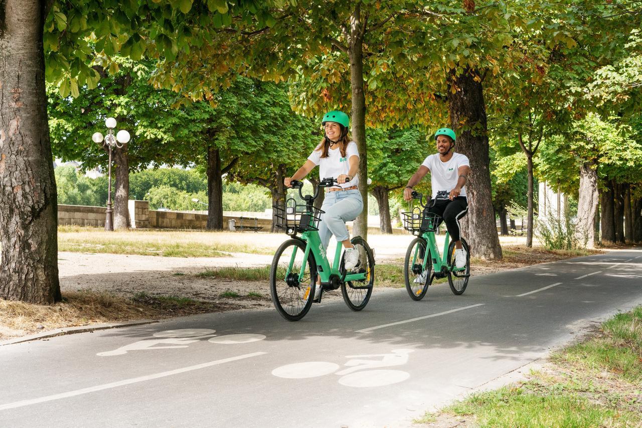 Bolt у Парижі запускає прокат електровелосипедів - partners, news