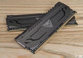 MTI hi-tech дистрибуція починає поставки в Україну ігрових модулів пам'яті Patriot