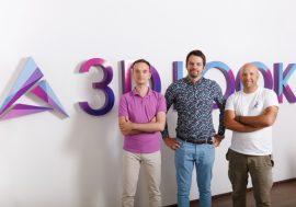 Український стартап 3DLOOK залучив $ 1 млн. Розповідаємо деталі