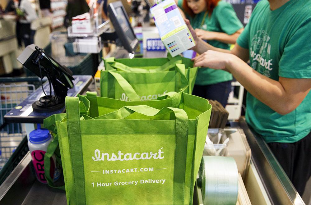 Засновник сервісу доставки продуктів Instacart став мільярдером - news, people, story, business