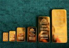 Ціна на золото перевищила історичний максимум. Ті, хто вклався в злитки, заробили до 90%