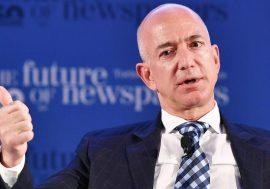 Джефф Безос продав більш ніж на $3,1 млрд акцій Amazon після рекордного зростання прибутку