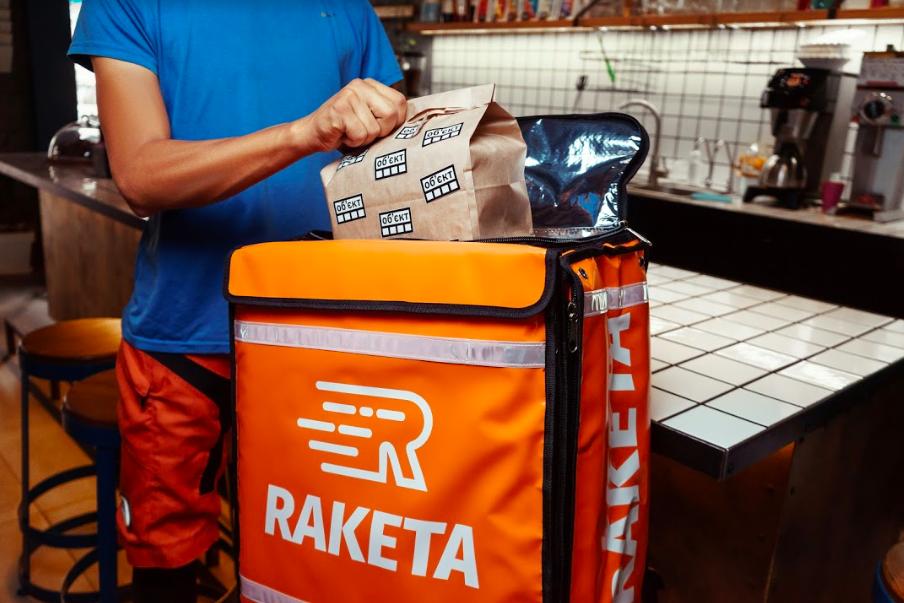 Як Raketa обійшла Uber Eats і закріпилася на ринку - розповідаємо історію компанії - news, story, business