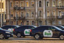 Сервіс таксі Bolt запустився у Дніпрі