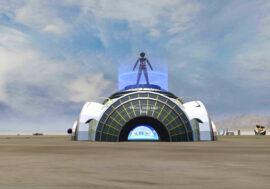 Burning Man в VR: як це було