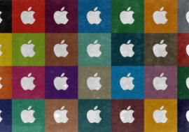 Логотип Apple – історія та еволюція