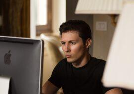 «Не пити, не переїдати, жити на самоті»: Павло Дуров розповів, як зберегти молодість