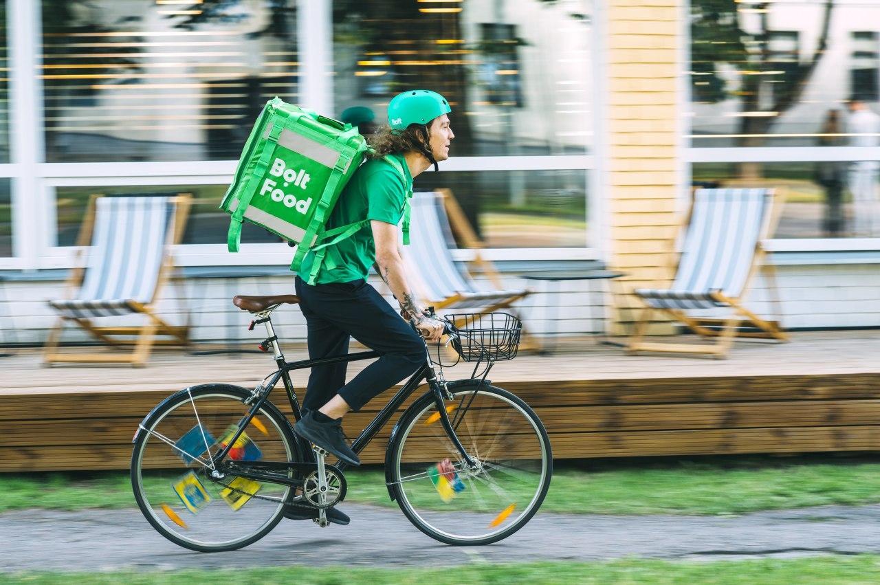 Bolt запускає доставку їжі у Києві — Bolt Food - startups, partners, news, business