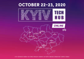 Проект Elomia став переможцем Kyiv Tech Hub 2020