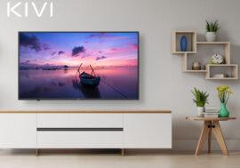 Нова лінійка смарт-телевізорів KIVI: ідеальна картинка і простота у використанні