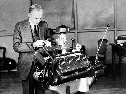 """«Я вірив, що """"Безкінна коляска"""" - не розвага». Як Генрі Форд заснував компанію з оборотом в $170 млрд. - transport, startups, news, story"""