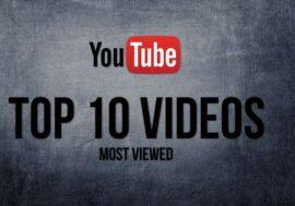 Топ-10 відео на YouTube з найбільшою кількістю переглядів за весь час