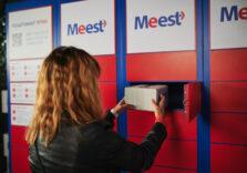 Як відправляти та отримувати посилки через поштомати Meest: інструкція