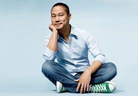 Помер Тоні Шей: він керував Zappos і продав свої компанії Microsoft і Amazon. Ось його 10 уроків лідерства