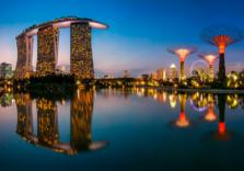Цифрова держава: алгоритм успіху від Сінгапуру