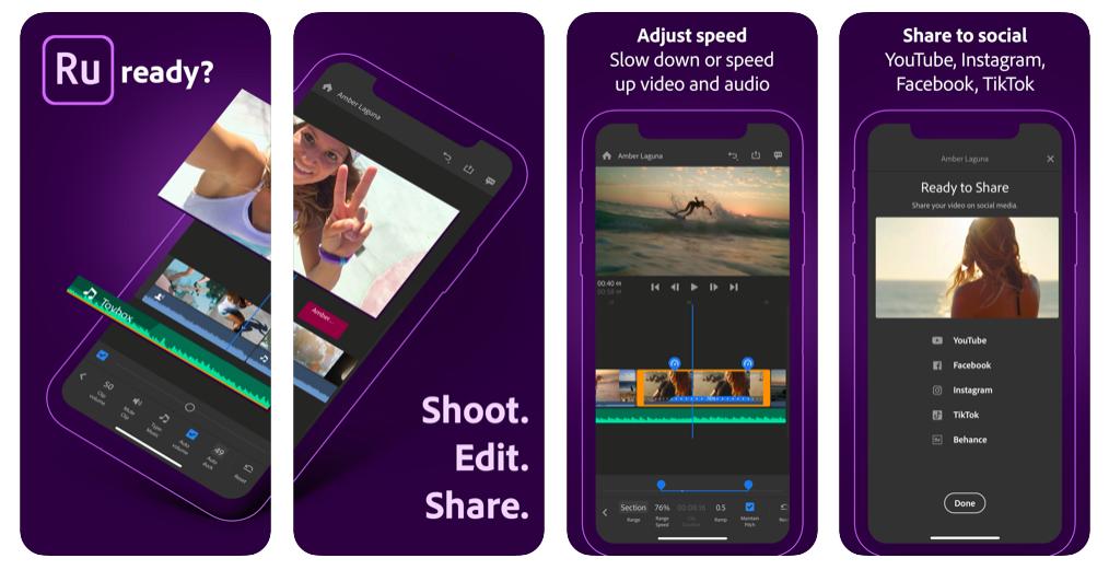 Монтаж відео: топ додатків, які допоможуть вам скласти конкуренцію Стівену Спілбергу - social-media, news, online-marketing, dodatky