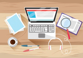 8 безкоштовних весняних онлайн курсів з англійської мови для рівнів від Elementary до Advanced