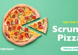 Запрошуємо на Agile Dojo #28: Scrum Pizza ⚡