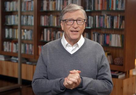 Книги Білла Гейтса: що зараз читає мільярдер