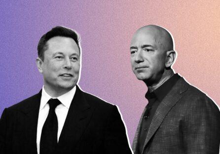 Джефф Безос й Ілон Маск говорять про успіх. Як радять мислити найбагатші підприємці світу?