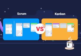Kanban vs Scrum: що підходить більше вашому бізнесу