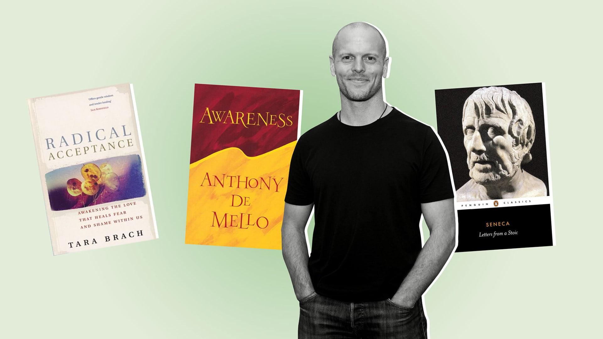 Тім Ферріс порадив 3 книги, які вчать справлятися з труднощами - porady, news, knygy