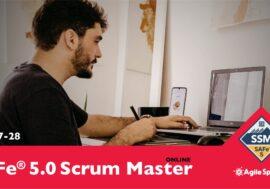 SAFe Scrum Master, Online