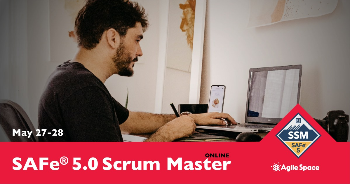 SAFe Scrum Master, Online - tech, developers, press-release, news