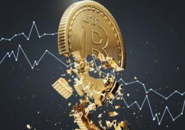 День падіння криптовалют: курс біткоїна опускався до $30 тисяч, у біржі Coinbase відключився сайт