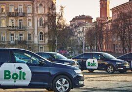 Сервіс для замовлення поїздок Bolt став активним у Кременчуці