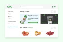 OVO запускає оновлений сайт та дарує кешбек за покупки через monobank