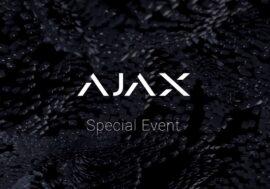 Ajax Special Event: представлені нові охоронні девайси і софт від Ajax