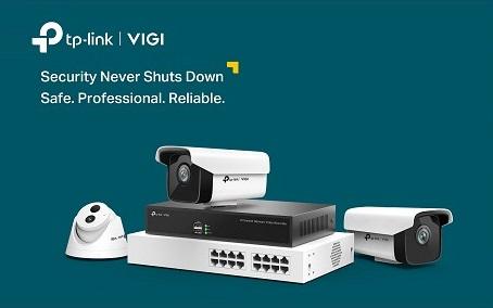 MTI hi-tech дистрибуція представить нову лінійку професійного відеоспостереження VIGI від TP-Link на ринку України - tech, press-release, news, gadzhety