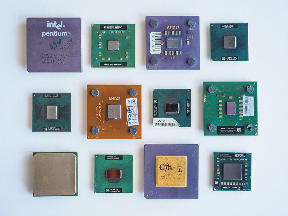 Intel - велика історія успіху - tech, news, story, business