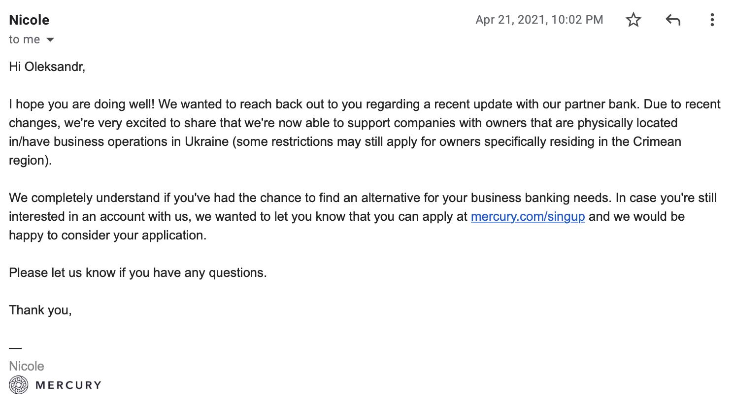 Як ми відкрили рахунок в США, не покинувши офісу в Києві: досвід українського стартапу - startups, porady, news, business
