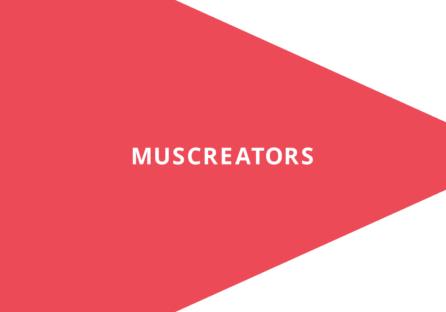 Muscreators – платформа для просування артистів. Українці презентують новий музичний стартап