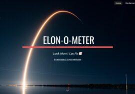 ElonOMeter – сайт, що відстежує вплив твітів Ілона Маска на крипторинок