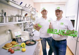 Гордість та унікальність: GreenBeefSteak — перший рослинний стейк створений в Україні.